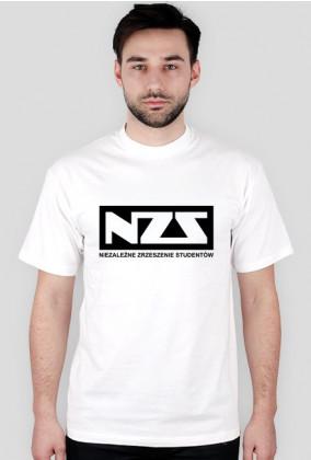 Koszulka NZS - biała