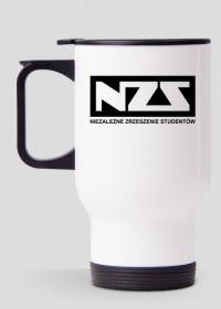 Kubek termiczny NZS - biały