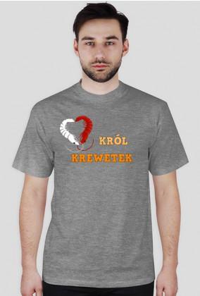 Król Krewetek -T-Shirt