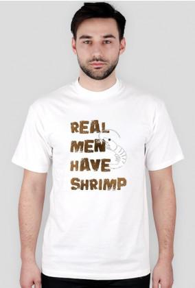 Real Man - T-shirt