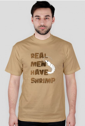Real Man - T-shirt
