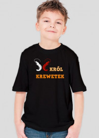 Król Krewetek -T-Shirt - Dziecko