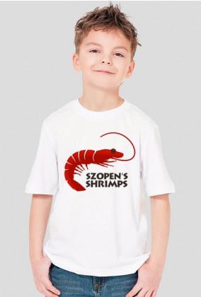 T-Shirt Szopen's Shrimps - młodzież