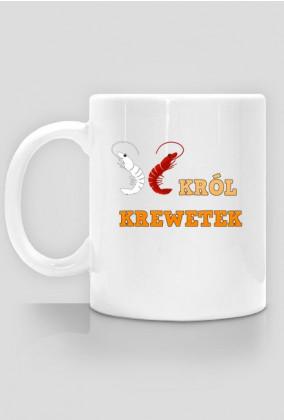 Kubek - Król Krewetek