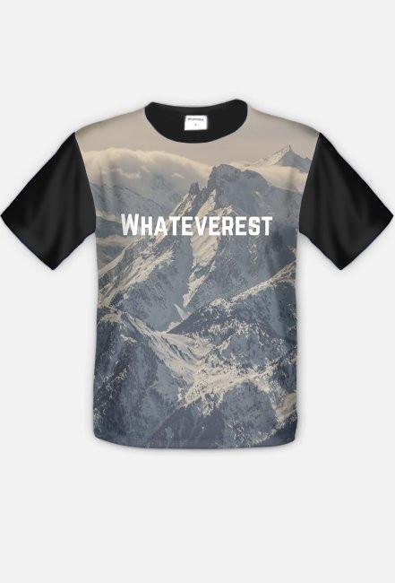 """Koszulka full print """"Whateverest"""""""