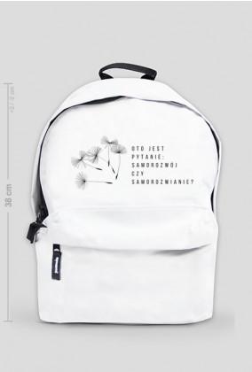 """Mały plecak """"Samorozwianie"""""""