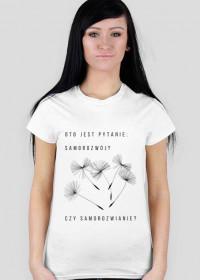 """Koszulka """"Samorozwianie"""""""