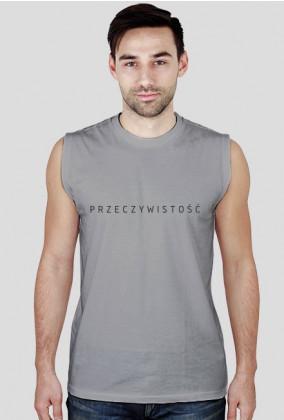 """Koszulka bez rękawów """"Przeczywistość"""""""