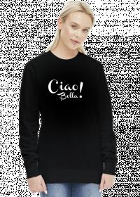 Ciao bella! czarna bluza