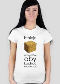Koszulka damska ISTNIEJE TYSIĄC