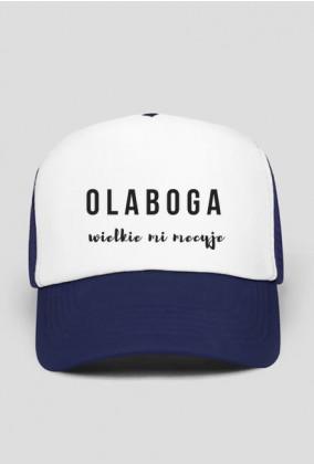 "Czapka ""Olaboga"""