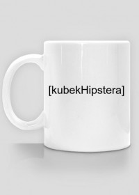 Kubek Hipstera Humor True Hipster GOLD EDITION+