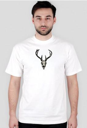 Classic T-shirt - deer skull vol. 2