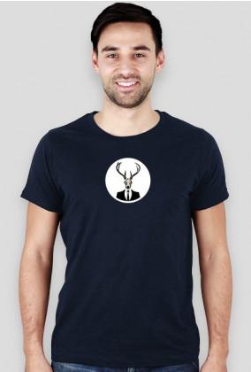 Slim T-shirt - deer skull vol. 1