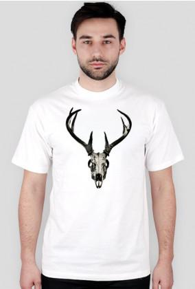 Classic T-shirt - deer skull vol. 4