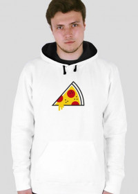 BLUZA Z KAPTUREM PIZZA