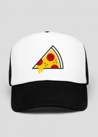 CZAPKA TRUCKER PIZZA