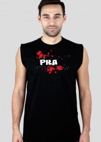 PIŁA - krwawa koszulka