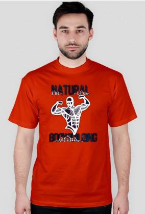 Koszulka Natural Bodybuilding