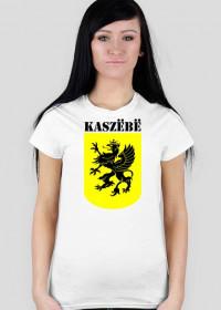 Kaszëbë - koszulka damska