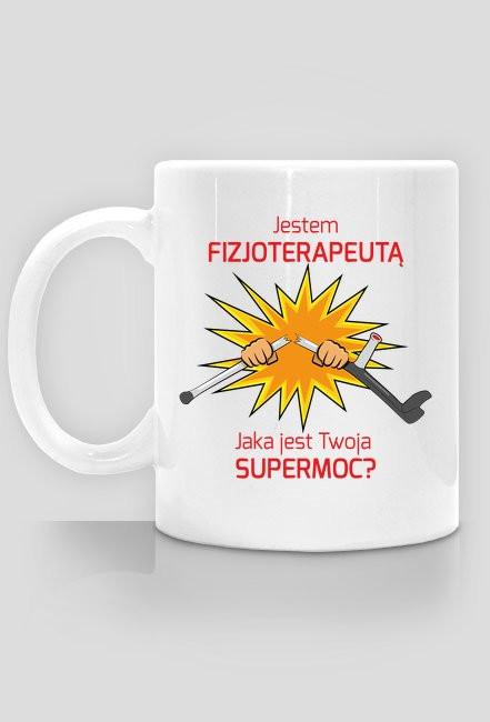 SuperFizjo - kubek dla niego