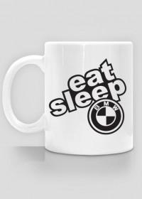 Kubek EAT SLEEP BMW