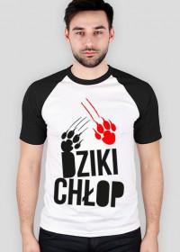 Koszulka męska Dziki Chłop