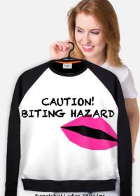 Bluza longsleeve Biting hazard