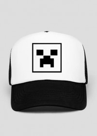 Creeper - czapka z daszkiem (różne kolory)