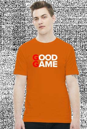 GOOD GAME - koszulka męska (różne kolory)