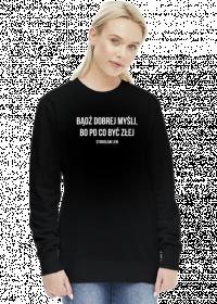 DOBRA MYŚL - bluza damska