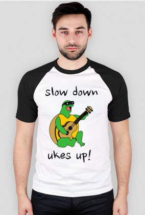 Slow down, ukes up!