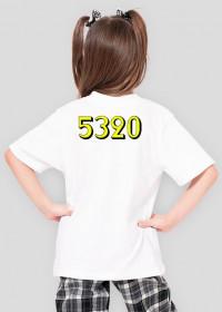 Koszulka Ikarus 5320 dziewczęca (różne kolory)