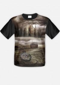 Mroczna koszulka FullPrint