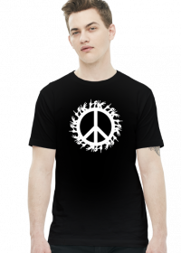 Koszulka Peace and love