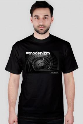 "T-shirt kolory ""#modernizm"""