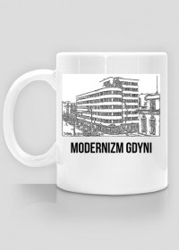 "Kubek 'Modernizm Gdyni"""