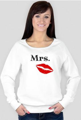 Bluza Mrs na Walentynki dla Par