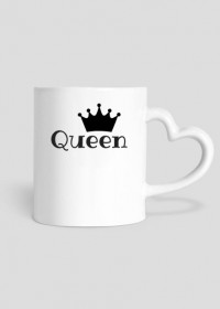 Kubek Walentynki Queen