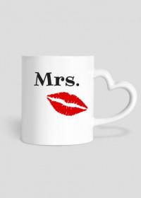 Kubek Walentynki Mrs
