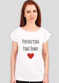T-shirt Perfekcyjna Pani Domu Walentynki