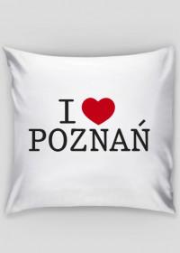 I Love Poznań Poszewka