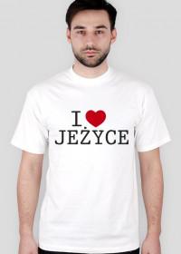 I Love Jeżyce Koszulka dla Panów