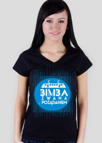 Bimba Zwana Pożądaniem Koszulka Dla Pań