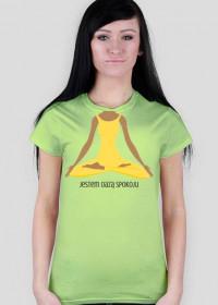Koszulka opanowanej kobiety