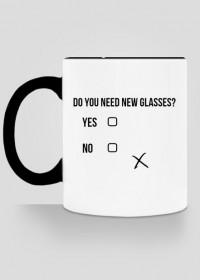 Kubek - Do you need new glasses