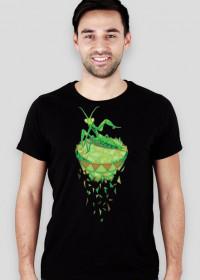 Mantis - koszulka męska slim