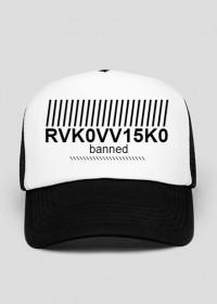 """""""RVK0VV15K0"""" CAP"""