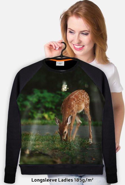"""Sweatshirt """"Bambi"""""""