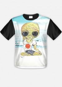 T-shirt męski Joga asana 3